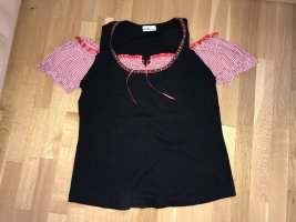 Traditional Blouse black-red