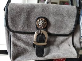 Trachtentasche grau