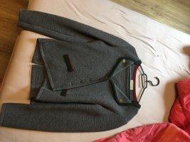 Katie Lampe Zillertaler Trachtenwelt Traditional Vest grey-green grey