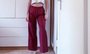 Gap pantalonera rojo
