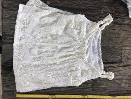 Tuzzi Canotta a bretelle bianco sporco-beige chiaro