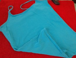 Batik shirt lichtblauw
