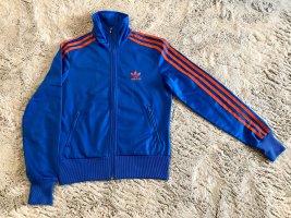 Adidas Originals Giacca sport blu-rosso