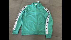 Kangaroos Sports Jacket turquoise
