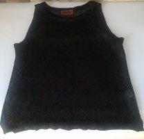 Missoni Top koszulowy czarny