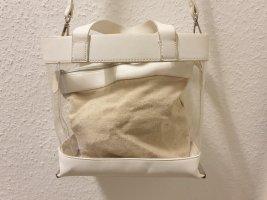 transparente Handtasche von ZARA
