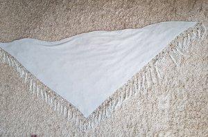 Shoulder Scarf white-light grey