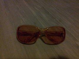 Fendi Occhiale da sole arancione