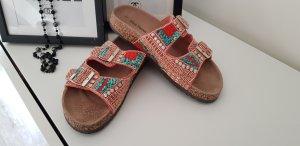 viceversa Comfortabele sandalen veelkleurig Leer