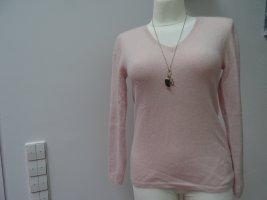Cashmere Jumper light pink-pink cashmere
