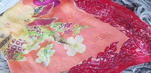 Christian Lacroix Panno di seta multicolore Seta