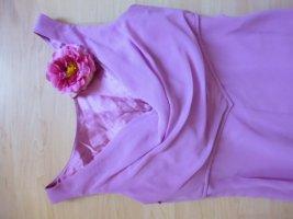 Ronald Joyce* Suknia balowa różowy-różowy neonowy Poliester