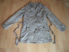 Trenchcoat Mantel in Gr. 36/38 beige von Blue Motion