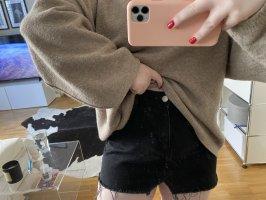 Trend Jeans Rock mir Schlitz