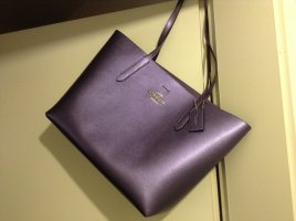 Coach Tote lilac leather