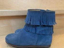 Trendige Strenesse Blue Stiefletten