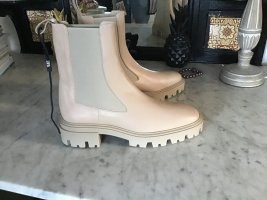 Trends Boots Leder neu