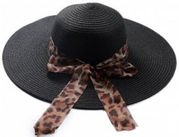Sun Hat black-brown