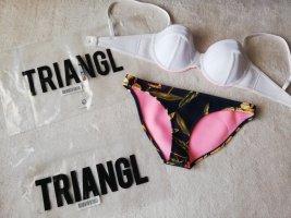 Triangl Bikini Confetti Garden Midnight Delight