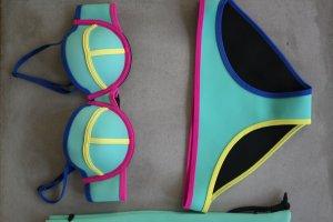 Triangl Swimwear Heidi Lost in Paradise Neopren Bikini