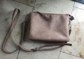 Trio Bag clutch rosa