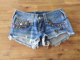 True Religion Hotpants Achtung: letzte Preisreduzierung