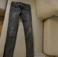 True Religion Jeans GWEN Used Look Gr. W25