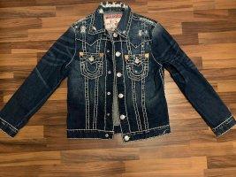 True Religion Denim Jacket blue-dark blue