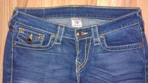 True Religion Stretch Jeans dark blue