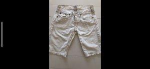 True Religion Cargo Pants white