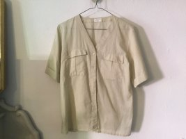 True Vintage Bluse , beige.Gr.38