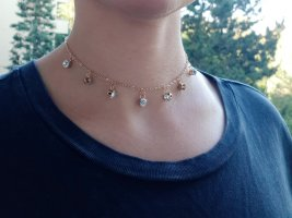 Vintage Gold Chain silver-colored-gold-colored