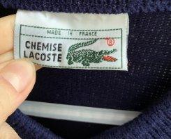 True Vintage Lacoste 100% Baumwolle Sweatshirt-Pullover