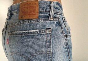 Levi's Baggy Jeans cornflower blue-steel blue