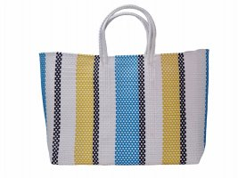 Shopper multicolored