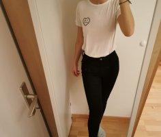 Athmosphere T-shirt czarny-biały