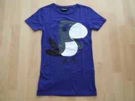 Björkvin T-Shirt blue-dark violet