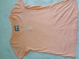 Peckott T-Shirt apricot