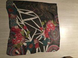 Desigual Foulard multicolore tissu mixte