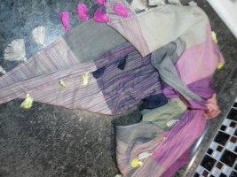 s.Oliver Foulard multicolore coton
