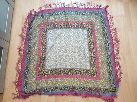 Halsdoek violet-lichtgroen