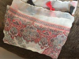 Bijou Brigitte Zijden sjaal veelkleurig