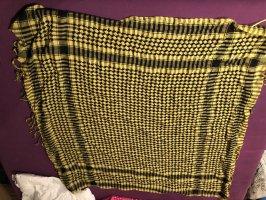 Shemagh black-yellow