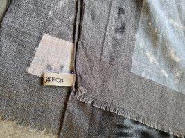 Cartoon Écharpe en laine gris clair-gris