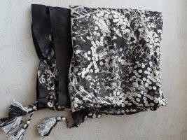 Cecil Chal veraniego blanco-negro