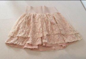 H&M Gonna di tulle rosa pallido