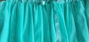 Blind Date Tulle Skirt mint