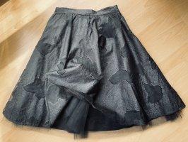 Vicolo Tulle Skirt black