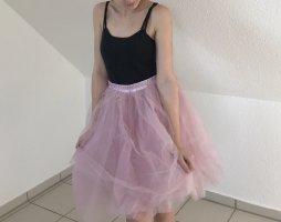Balloon Skirt rose-gold-coloured