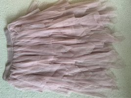 Glamorous Gonna di tulle rosa antico